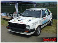 ...as the fastest car there was a Twin-VR6-engined mk2 Golf with NOS, running in 11 secs class!
