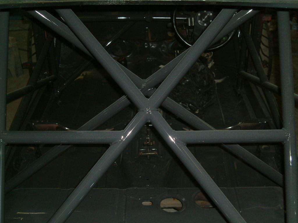 Cage build