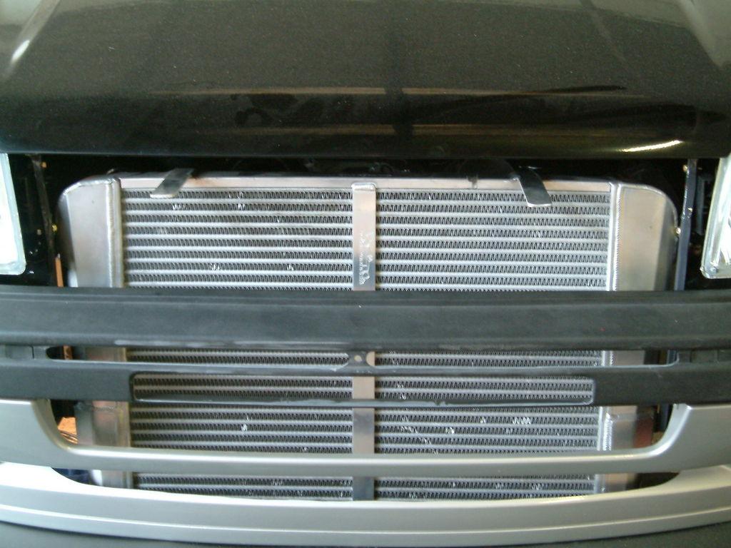 RS500 intercooler