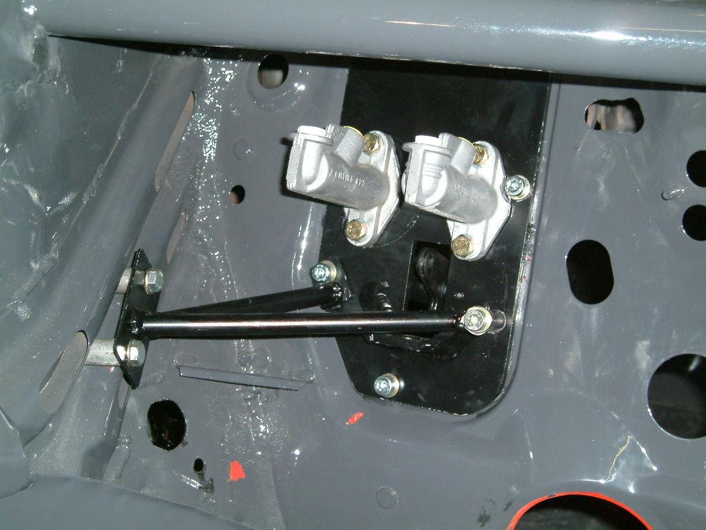 Brakes cylinders