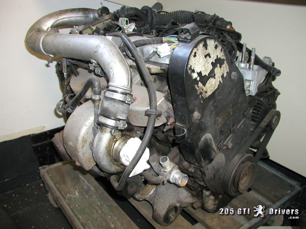 2.0T XM engine