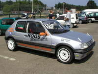 Highlight for album: Hilgie's Racer 1 - 205 GTI 1.9 8V Trackday Car