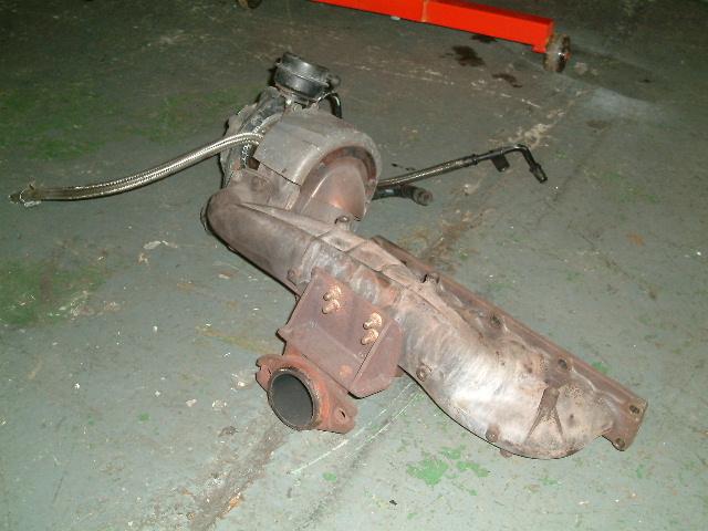 405 manifold, back view