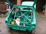 roll cage in
