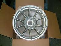 New 9 x 17 WTCC wheels