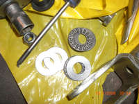 Highlight for Album: Modifying of gearlinkage