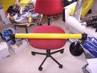 Finished beam tube