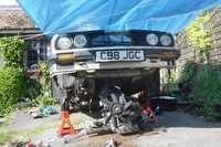 Car eat engine front